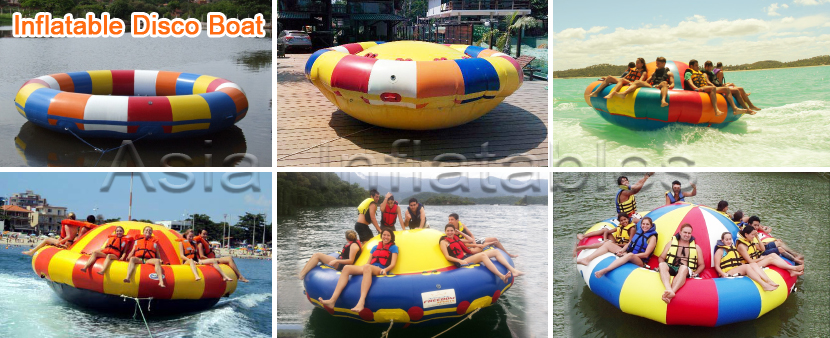 Towable Inflatables Water Ski Tubes